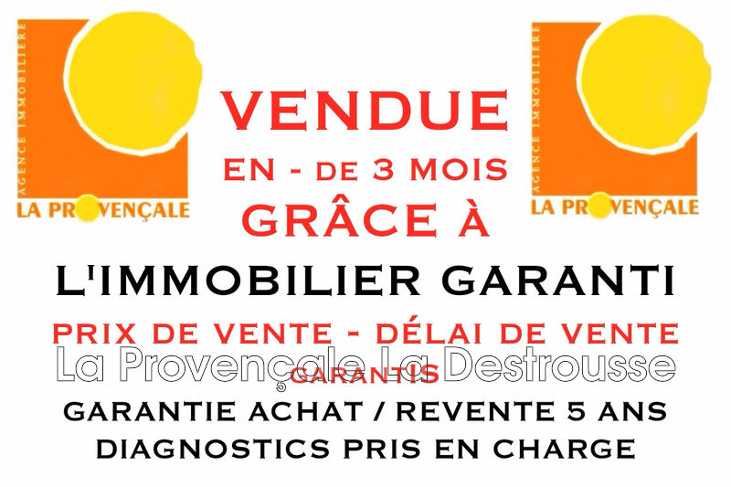 Photo n°1 - Vente maison Fuveau 13710 - 359 000 €