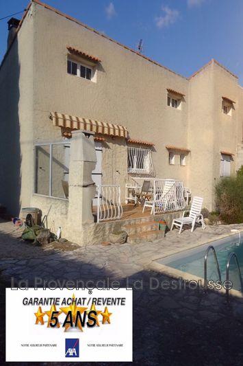 Photo Maison La Bouilladisse   achat maison  4 chambres   100m²