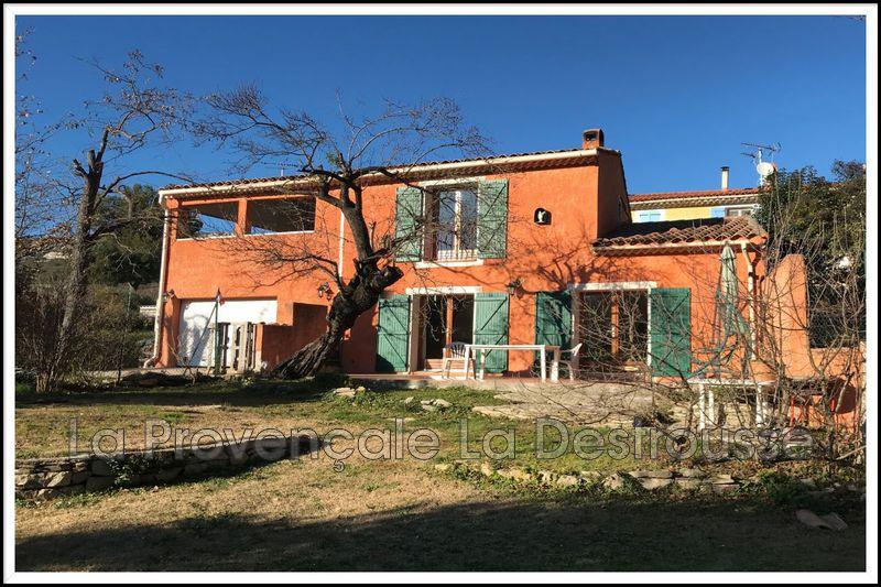 maison  4 pièces  La Bouilladisse Campagne  80m² -
