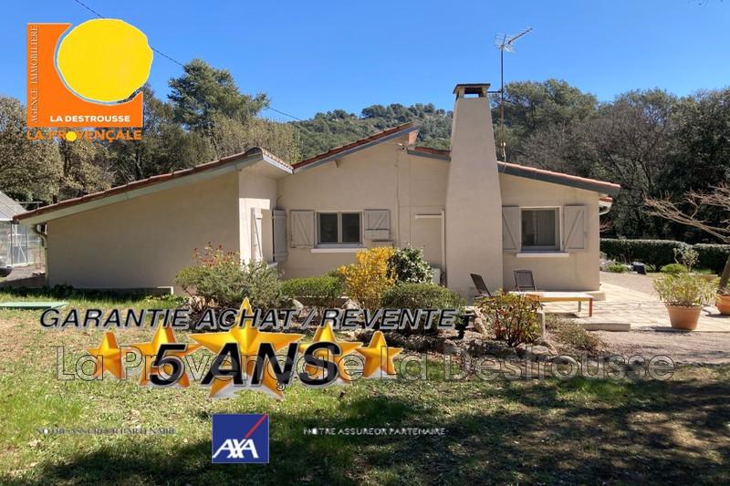 maison  4 pièces  La Bouilladisse Campagne  84m² -