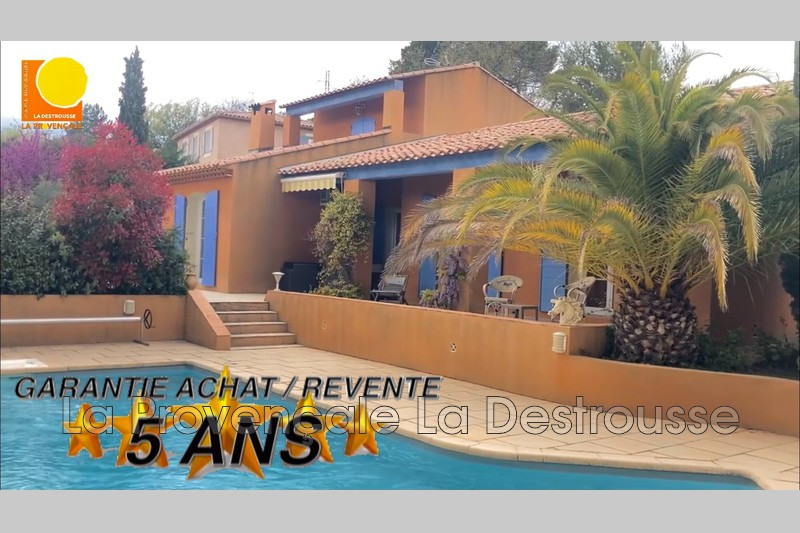 maison  5 pièces  La Bouilladisse   175m² -