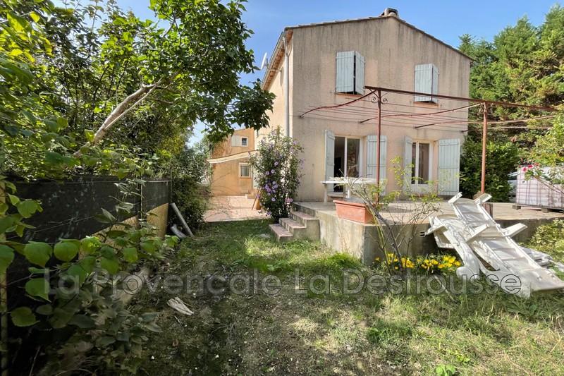 maison  4 pièces  La Bouilladisse Village  105m² -