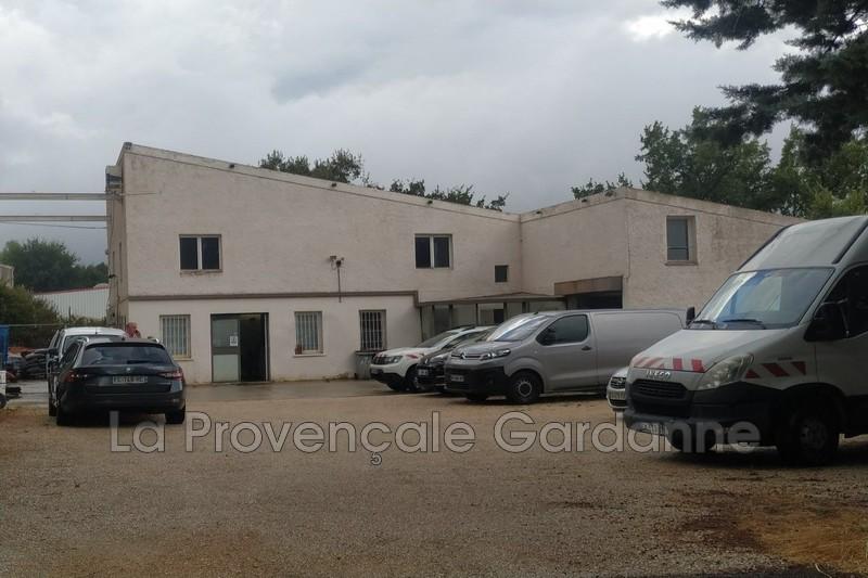 locauxvente  Gardanne Zone industrielle  445m² -