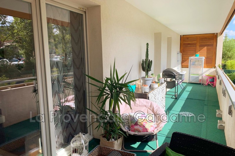 appartement  3 pièces  Gardanne   53m² -