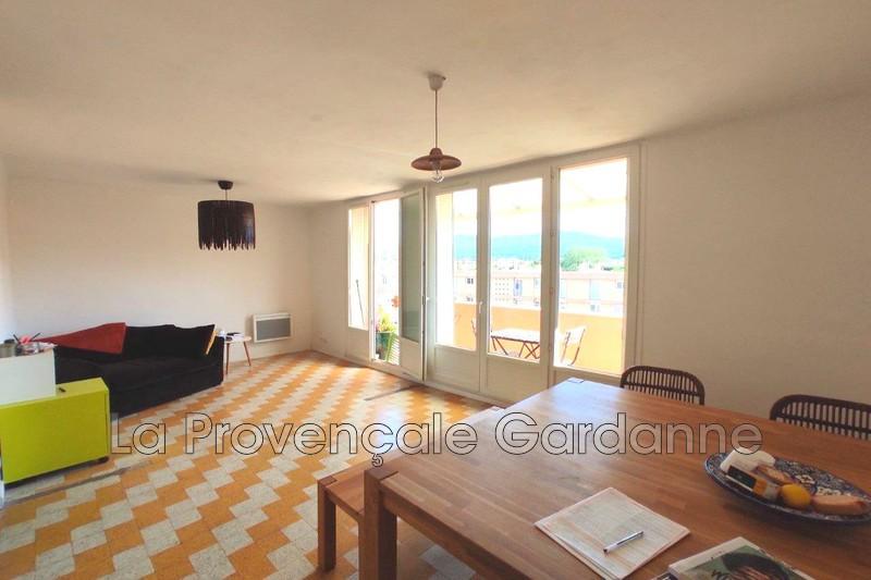 appartement  3 pièces  Gardanne Centre-ville  63m² -