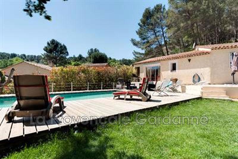 Photo Villa Gardanne   achat villa  4 chambres   115m²