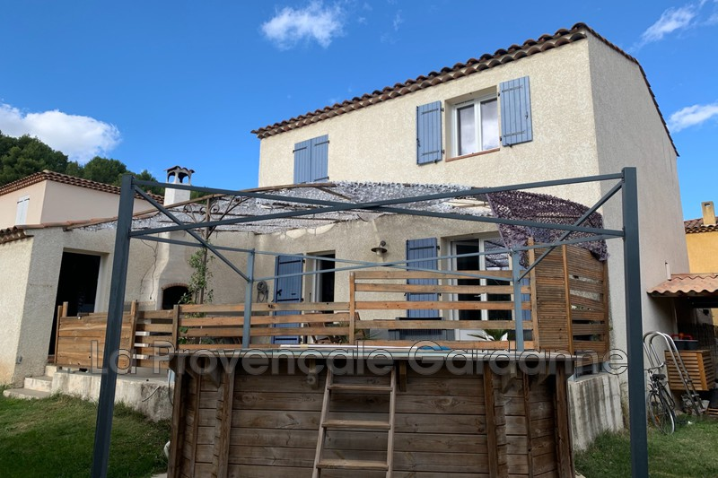 maison  4 rooms  Gardanne Downtown  86 m² -