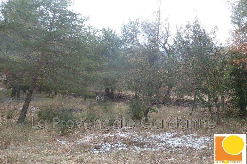Photo n°1 - Vente terrain non constructible Gardanne 13120 - 28 000 €