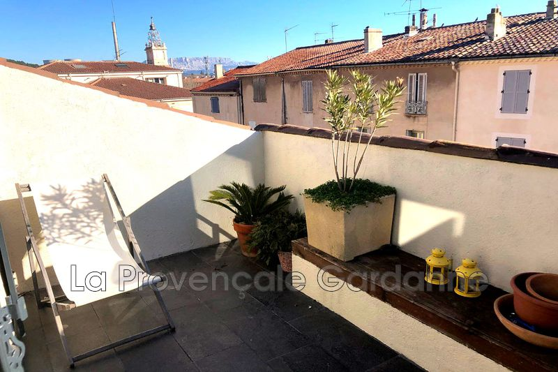 appartement  4 rooms  Gardanne Downtown  67 m² -