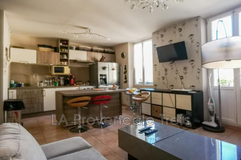 Photo Appartement Saint-Maximin-la-Sainte-Baume   achat appartement  3 pièces   50 m²