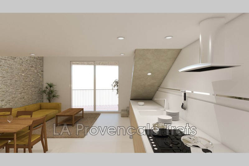 Photo n°1 - Vente appartement Saint-Maximin-la-Sainte-Baume 83470 - 171 500 €