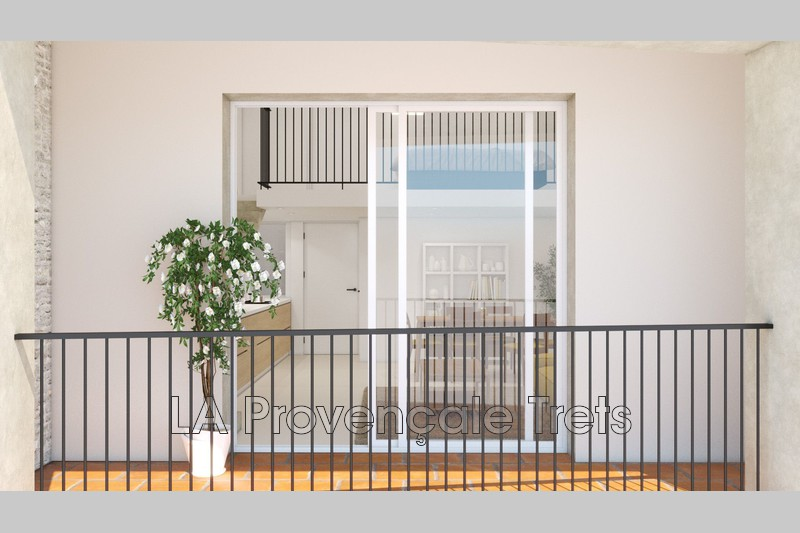 Photo n°3 - Vente appartement Saint-Maximin-la-Sainte-Baume 83470 - 171 500 €