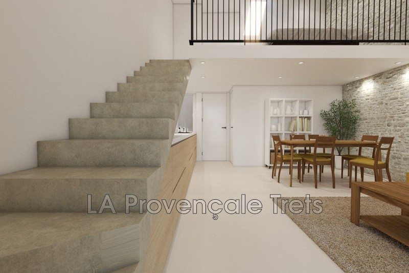 Photo n°4 - Vente appartement Saint-Maximin-la-Sainte-Baume 83470 - 171 500 €