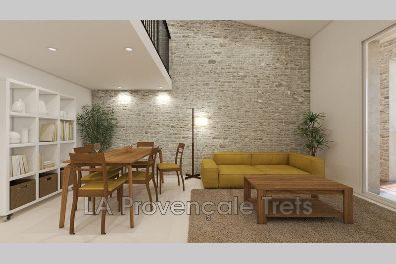 Photo n°5 - Vente appartement Saint-Maximin-la-Sainte-Baume 83470 - 171 500 €