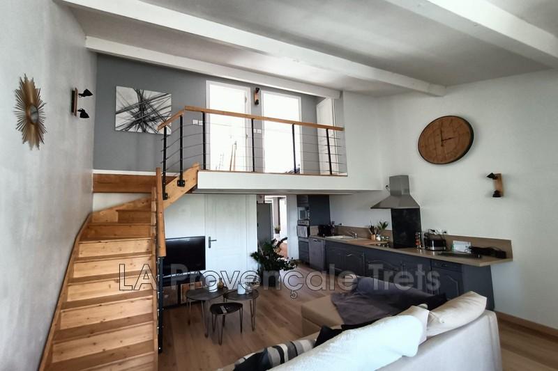 appartement  4 pièces  Pourrières   60m² -