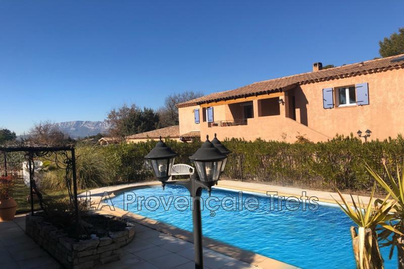 Photo n°1 - Vente Maison villa Pourrières 83910 - 626 000 €