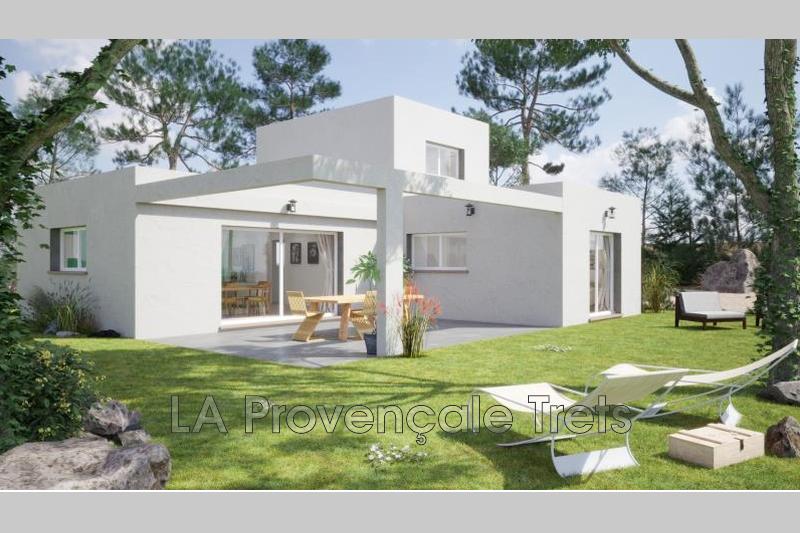 maison  4 pièces  Saint-Maximin-la-Sainte-Baume   106m² -