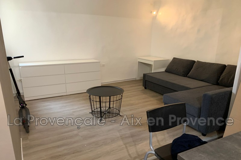 appartement  1 room  Aix-en-Provence   20 m² -