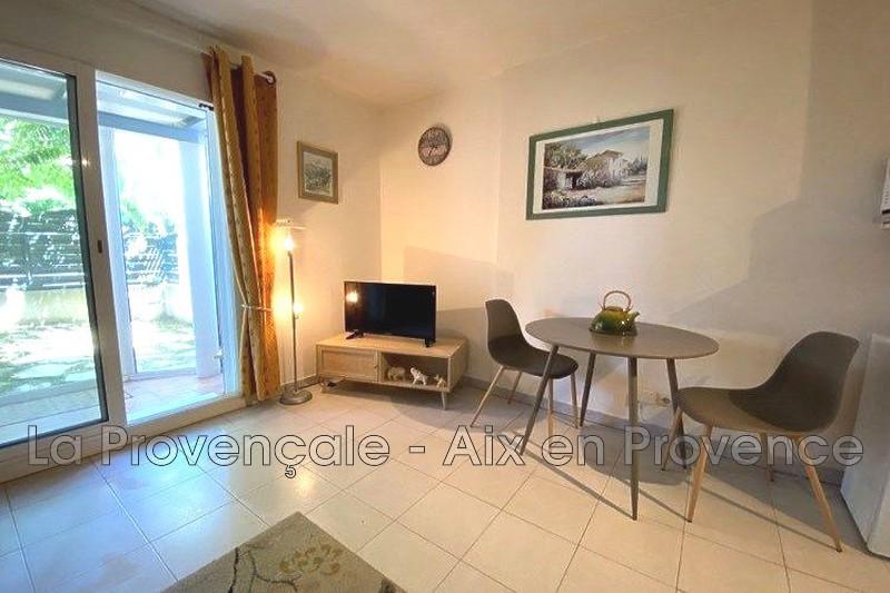 appartement  studio  Aix-en-Provence   19m² -