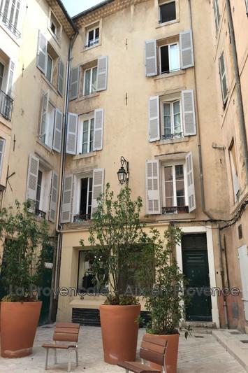 appartement  2 pièces  Aix-en-Provence Centre-ville  27m² -