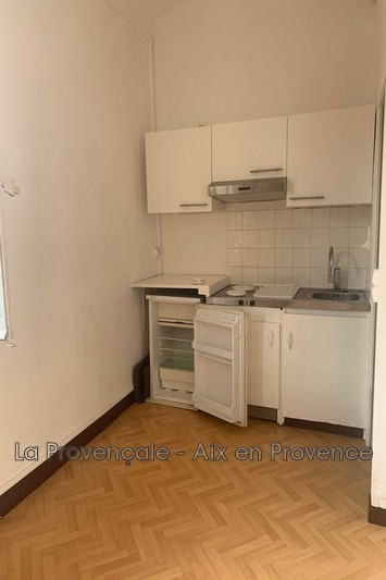 appartement  1 room  Aix-en-Provence Downtown  20 m² -