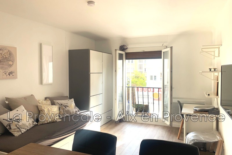 appartement  studio  Aix-en-Provence   24 m² -
