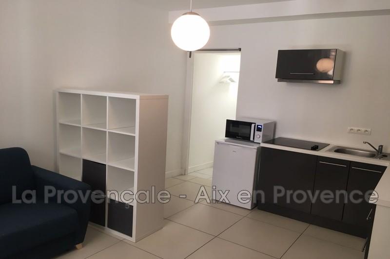 appartement  1 room  Aix-en-Provence   22m² -