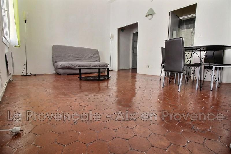 appartement  1 room  Aix-en-Provence   35m² -
