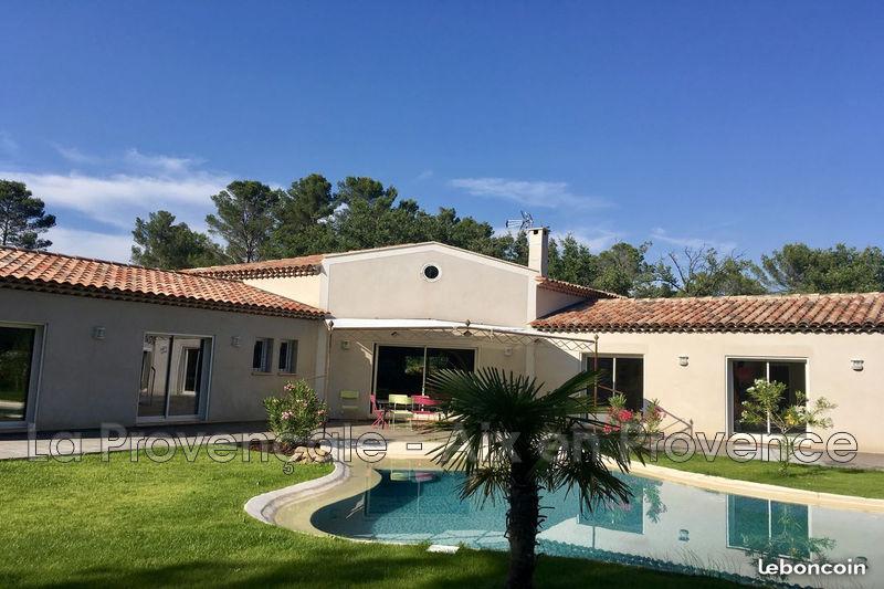 Photo Maison contemporaine Aix-en-Provence  Location maison contemporaine  5 chambres   250m²