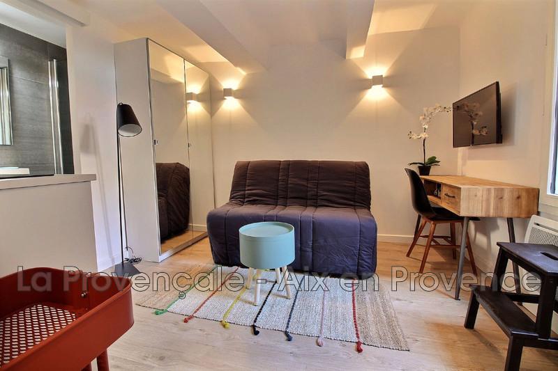 appartement  studio  Aix-en-Provence   13m² -