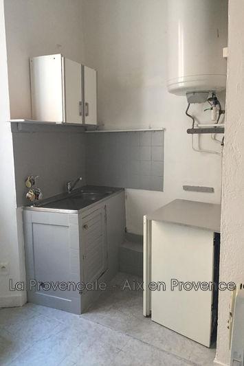 Photo Appartement Aix-en-Provence Centre-ville,  Location appartement  1 pièce   21m²