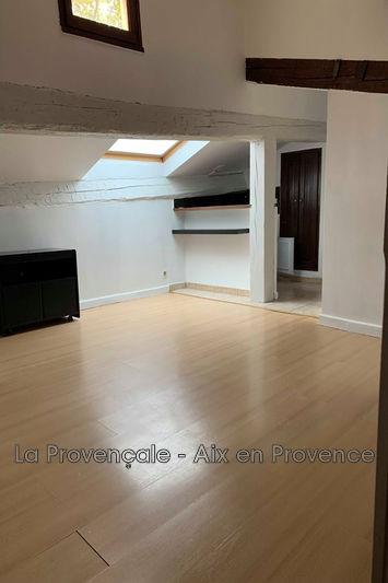 appartement  2 pièces  Aix-en-Provence Centre-ville  19m² -