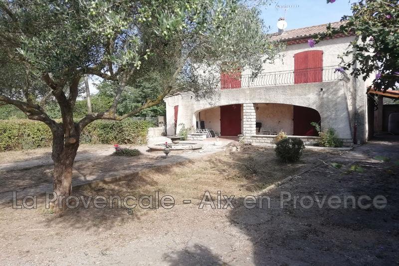 Photo Maison Aix-en-Provence   achat maison  3 chambres   112m²
