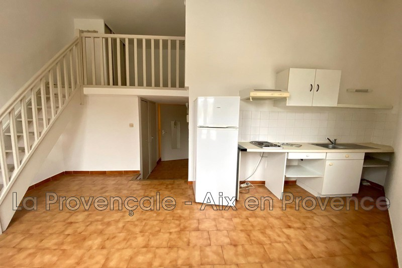 appartement  studio  Aix-en-Provence   25 m² -