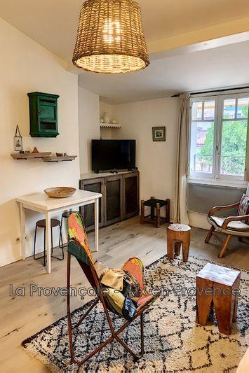 appartement  2 pièces  Aix-en-Provence   30m² -