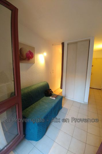 appartement  studio  Aix-en-Provence   17m² -