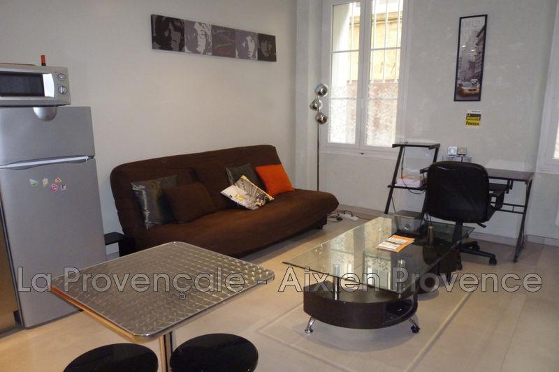appartement  2 pièces  Aix-en-Provence Centre-ville  33m² -