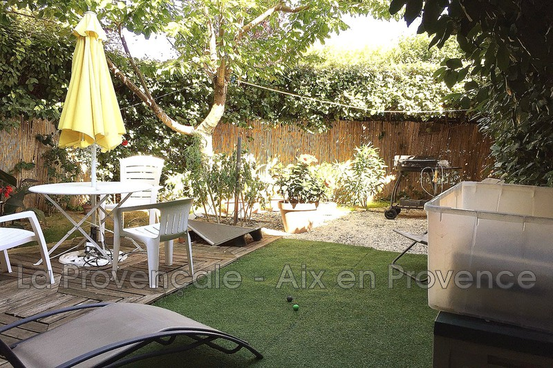 appartement  1 room  Aix-en-Provence Downtown  23m² -