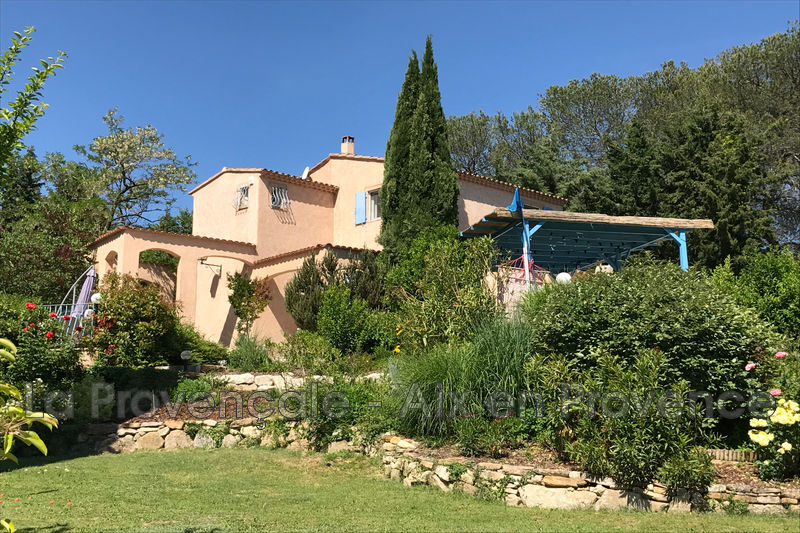 maison  6 pièces  Aix-en-Provence   203m² -