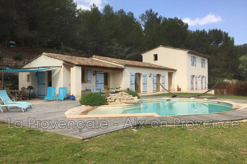 Photo Villa Aix-en-Provence Campagne,   achat villa  4 chambres   165m²