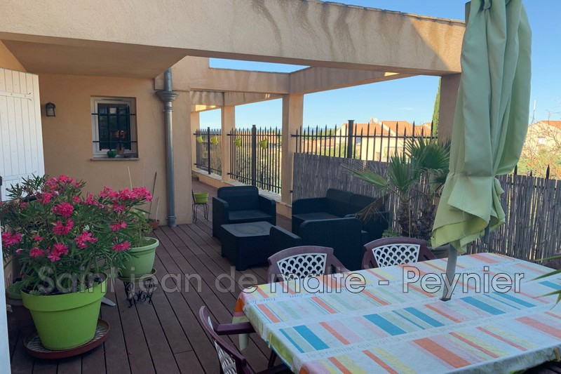 Vente appartement Bouc-Bel-Air