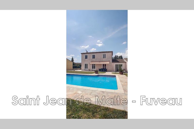 Photo  maison Trets   achat  maison  4 chambres   107m²