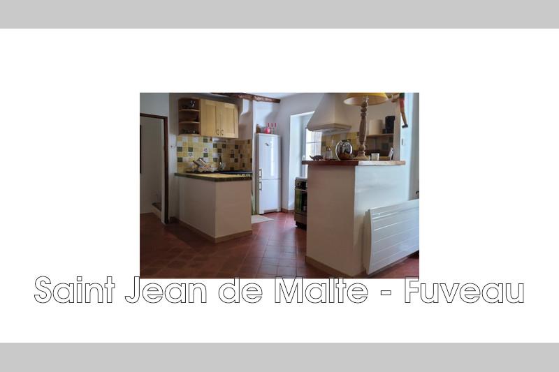 Vente maison de ville Puyloubier