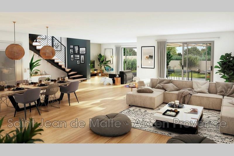 Vente maison contemporaine Aix-en-Provence