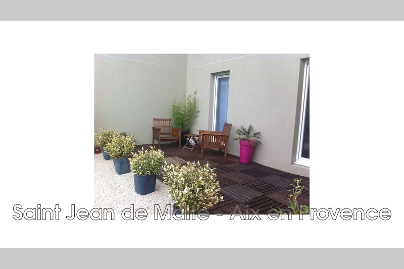 Photo n°1 - Vente appartement Aix-en-Provence 13100 - 275 600 €