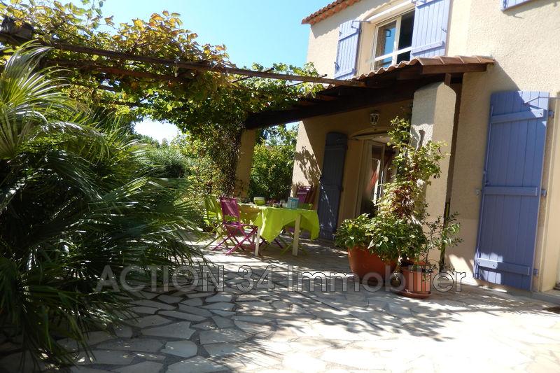 Photo Villa Montpellier Pompignane,   achat villa  3 chambres   115m²