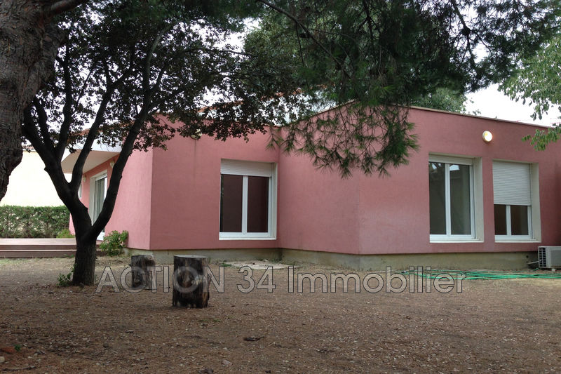 Photo House Montpellier Mtp sud,   to buy house  3 bedrooms   105 m²