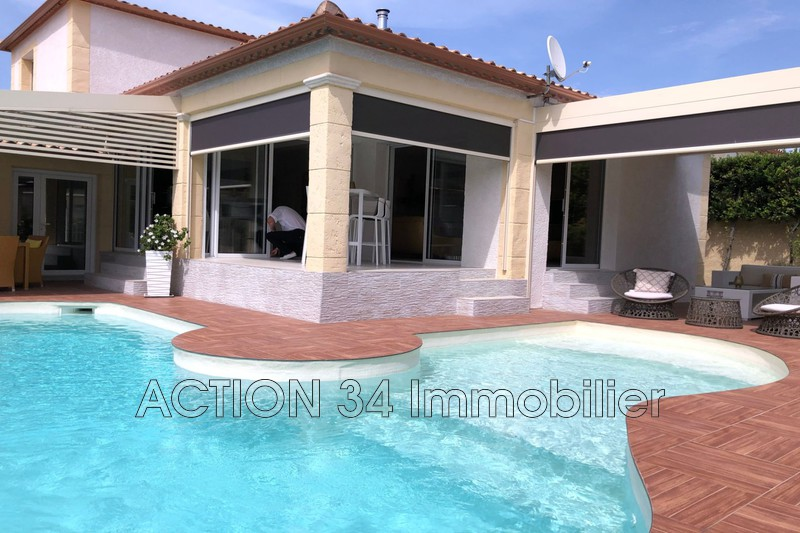 Photo Villa provençale Lattes   to buy villa provençale  3 bedrooms   142 m²