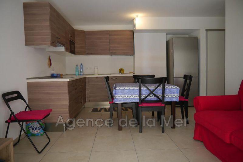 appartement  3 pièces  Juan-les-Pins Centre-ville  52m² -