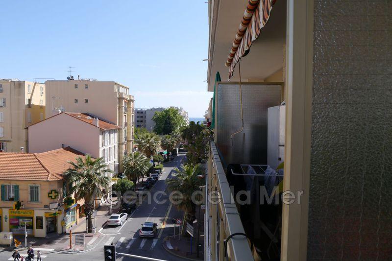 appartement  studio  Juan-les-Pins Centre-ville  32m² -
